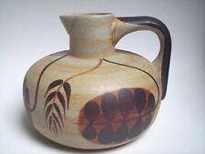 Keramik Vase Krug Sgrafo Steinzeug 70s Design West Germany pottery WGP vintage