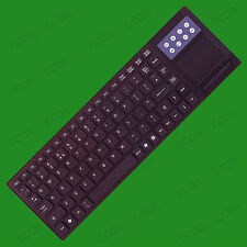 Usb Wireless Media Centro Slim Teclado Con Touchpad, Multimedia, Pc Y Mac