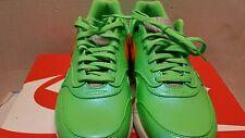 Nike Air Max 1 FB PREMIUM QS Size 9.5 Polarized Blue Crimson Lime  NIB