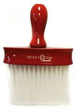 HEAD JOG 199  PROFESSIONAL HAIRDRESSING RED NECK BRUSH