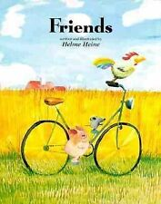 Friends by Helme Heine (1982, Picture Book)