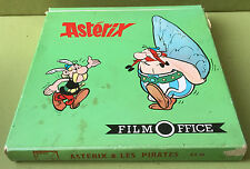 FILM SUPER 8 ASTERIX ET LES PIRATES