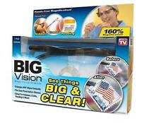 Professional Big Vision Magnifying Glasses 160% Magnification Eyewear Reading