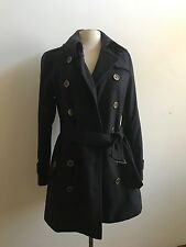 Burberry Brit Cashmere Wool Trench coat - 100:/: Authentic