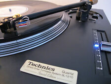 "Technics 1210 Logo /Label Plate ""Special Edition"" in silver or gold"