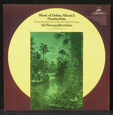 Delius Florida Suite  - Over the Hills... Beecham Seraphim S 60212 LP NM, CV NM-