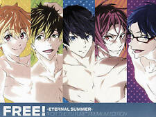 FREE - ETERNAL SUMMER: SEAS...-FREE - ETERNAL SUMMER: SEASON 2 (4PC) Blu-Ray NEW