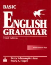 Basic English Grammar by Stacy A. Hagen and Betty Schrampfer Azar (2005, Paperba