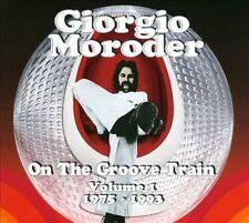 On the Groove Train, Vol. 1: 1975-1993 by Giorgio Moroder (CD, Nov-2012, 2...