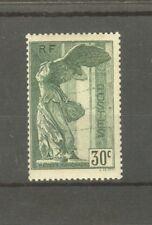 "FRANCE STAMP TIMBRE N° 354 ""VICTOIRE SAMOTHRACE DU LOUVRE 1937 30c"" NEUF xx TTB"