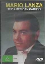 MARIO LANZA THE AMERICAN CARUSO NEW ALL REGION DVD