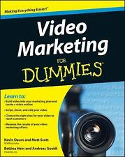 Video Marketing For Dummies-ExLibrary