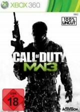 Xbox 360 Call of Duty Modern Warfare 3 Neuwertig