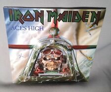 "45 7"" IRON MAIDEN Aces High c/w King of Twilight w/PS 2014 NEW MINT IMPORT"