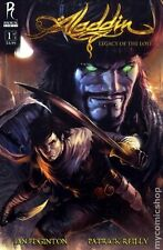 Aladdin: Legacy of the Lost #1, Last Days of American Crime #2, After Dark #3
