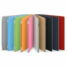 The New iPad 2 2g 4 4g 3 3G Smart  Cover Slim PU Leather Case Wake/Sleep Stand