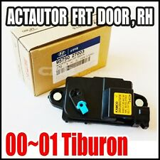 Hyundai 2000-2001 Tiburon Door Lock Actuator Right  Genuine OEM 95750-27003