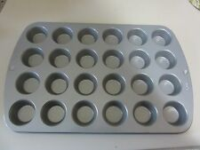 Wilton Mini 24 Cupcake Pan Non Stick Cake Baking  Muffin Cupcakes 2105 series?
