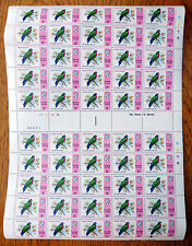 SOLOMON ISLANDS Wholesale 1976 Bird 3c SG307 Cat £42 Sheet of 50 FP2518
