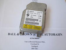 BMW E46 3 series Adaptive Restraint Control Module Unit Airbag ECU PN 285001368