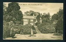 'RYDAL MOUNT' (WORDSWORTH HOUSE) – VALENTINE ISSUE – UNUSED