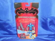 Batman & Robin Iceblast Mr Freeze Action Figure Sealed Ice Ray Movie Kenner 1997