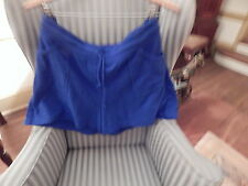 """NWT!  FRESH PRODUCE 100% COTTON """"PACIFIC"""" JERSEY SHORT ON COBALT (L).SO COMFY"""