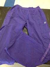 Women's Pants License Zumba Apparel Purple XL