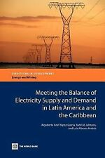 Meeting the Balance of Electricity Supply and Demand in Latin America -ExLibrary