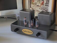 Sophia Electric SE Baby II tube Amplifier for lush magical sound, no 300B 2A3 45