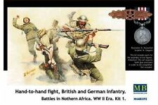 MasterBox MB3592 1/35 Hand-to-hand fight Northern Africa Kit 1