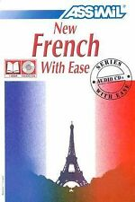 New French With Ease Assimil Method Books - Book and CD Edition))