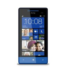 HTC WINDOWS PHONE 8S Blue - Unlocked - AVERAGE CONDITION - Smartphone Mobile