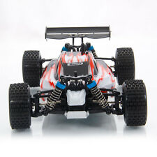 Wltoys A959 2.4G 1:18 Vortex 4WD High Speed RTR RC Car Off-Road Vehicle Red