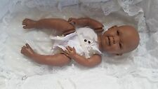 "REBORN BABY-DOLL KIT ETHNIC ""SUSIE "" WITH FULL LIMBS + 20in DISK BODY"