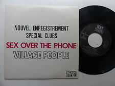 VILLAGE PEOPLE Sex over the phone SCM1250N Special clubs