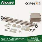 """Ahouse"" Double GATE OPENER..220volt KIT . Up to 4 Meter EM3plus"