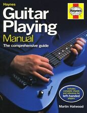 Martin hatwood Haynes Guitarra Manual Aprende A Tocar La Guía De La Música Libro