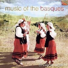 Enrique Ugarte-Music Of The Basques (Spain) CD NEW