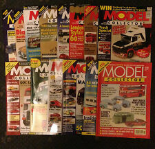 LOT of 15 MODEL COLLECTOR MAGAZINES - 1998-2004
