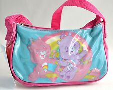 "CAREBEARS - 7"" x 4.5"" Reusable Tote Purse Cosmetic Bag Gift Bag - #1B7"