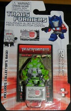 Transformers 30th Ratchet Movie Version Figurine & 3D Puzzle Piece Card 2014