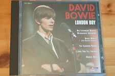 Rare David Bowie London Boy CD Album Case and Booklet Spectrum 18 Track Original