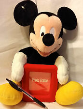 Big Disney Mickey Photo Plush from Japan-ship free