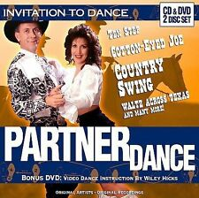 FREE US SH (int'l sh=$0-$3) NEW CD Various Artists: Invitation to Dance: Partner