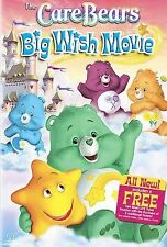 Care Bears: Big Wish Movie (DVD, 2005, Region 1) Usually ships within 12 hrs!!!