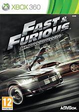 Fast & Furious: Showdown (Microsoft Xbox 360) Activision