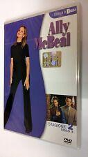 Ally McBeal serie televisiva stagione 2 vol. 3 DVD 4 episodi dura 180 minuti