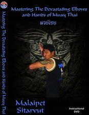 DVD:Mastering The Devastating Elbows & Hands Of MUAY THAI by Malaipet Ssasiprapa
