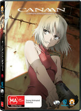 Canaan - Complete Series - (3 DVD) R4 Anime